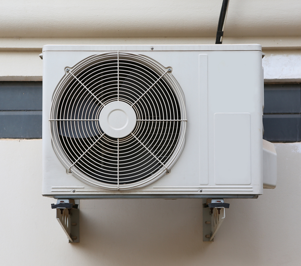 Air Conditioner Fan Not Spinning >> Air Conditioner Unit Air Conditioner Unit Running But Fan