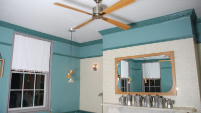 """Lucci Airfusion Climate I Eco DC Ceiling Fan 52""""/132cm"""