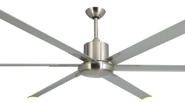 MrKen Helicopter 6HE84 - Very Large Low Energy DC Ceiling Fan with Aluminium Blades