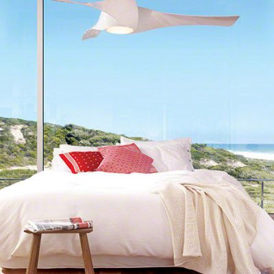 Minka Aire Artemis Ceiling Fan with Light and Free Lucci Remote - 10% off!