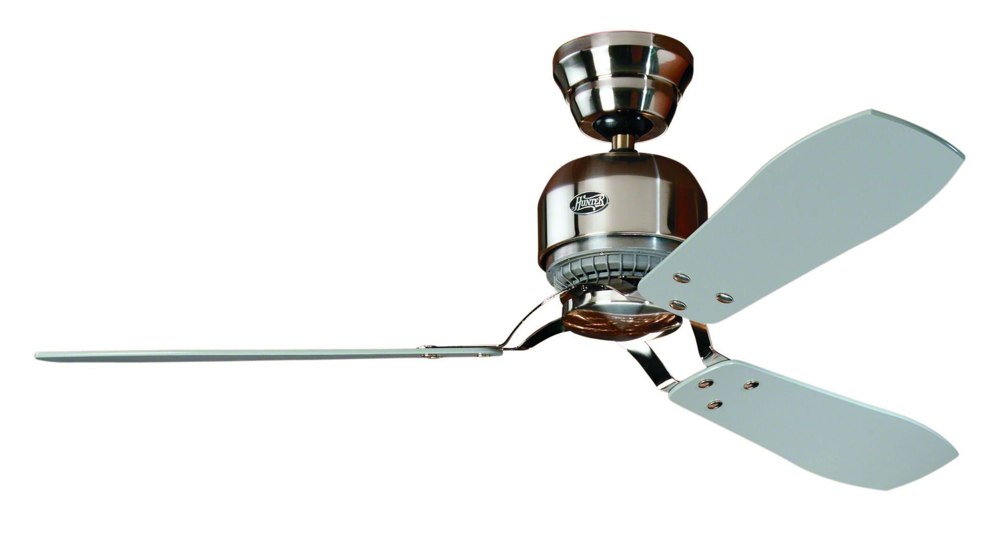 Designer ceiling fans buy the best brands henley fan hunter industrie ii ceiling fan aloadofball Images