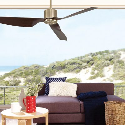 "Lucci Airfusion Climate II Low Energy DC Ceiling Fan, 50""/127cm"