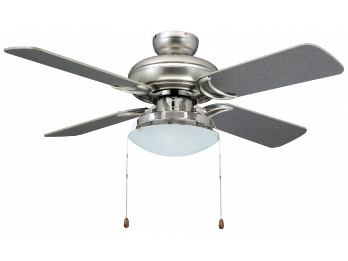 Star ceiling fan with light kit half price star ceiling fan aloadofball Image collections