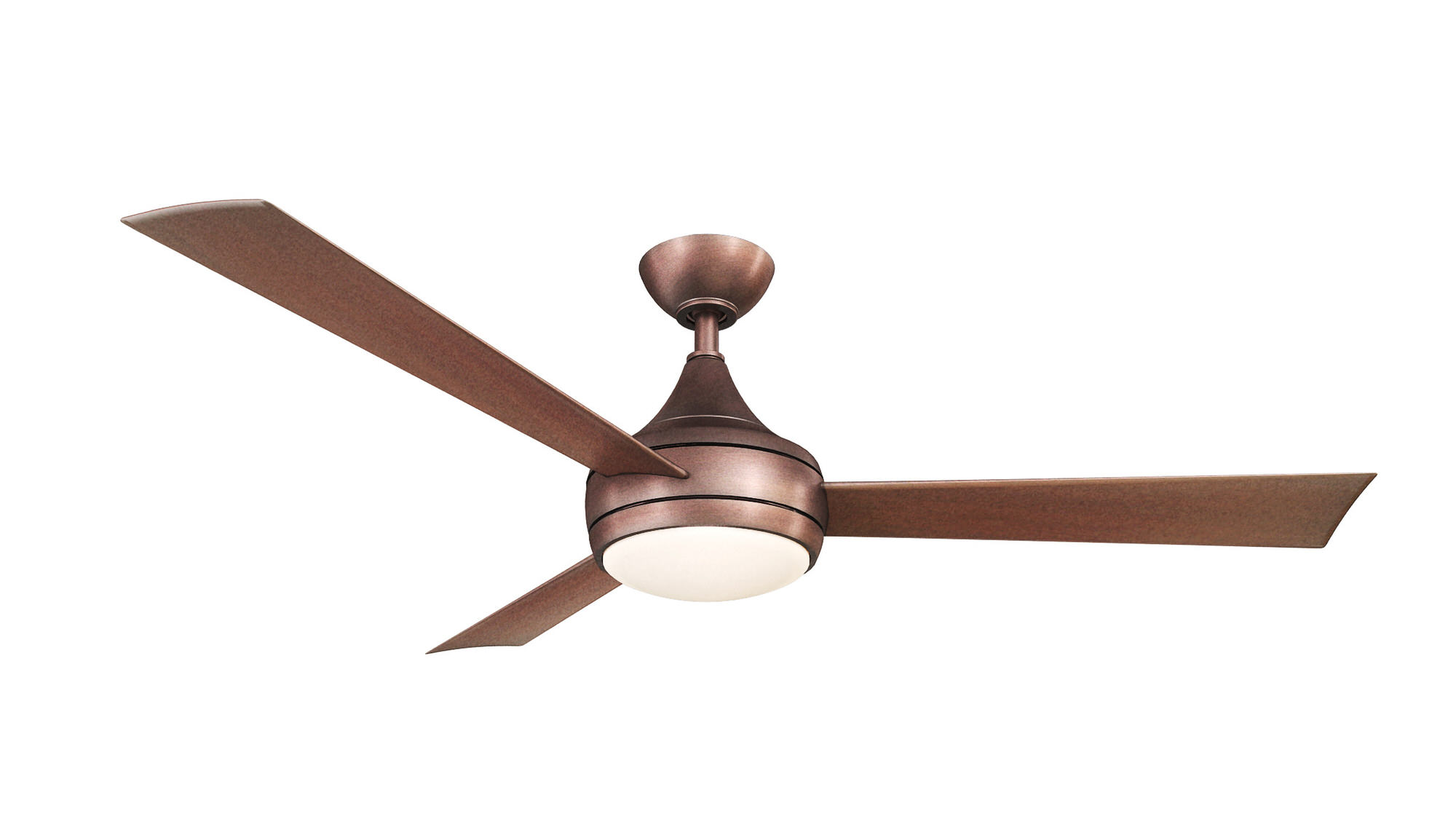 Matthews Atlas Donaire Outdoor Wet Location Ceiling Fan