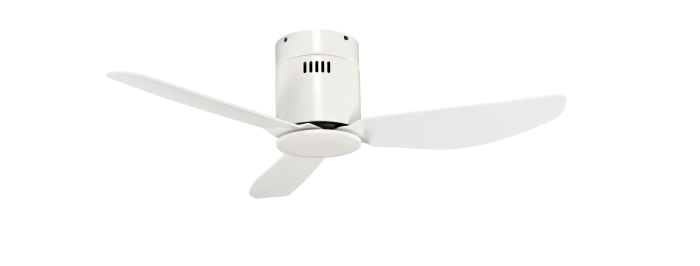 Mrken seabird can 3042 low energy dc ceiling fan in white new 2018 dc 1 remote control mozeypictures Images