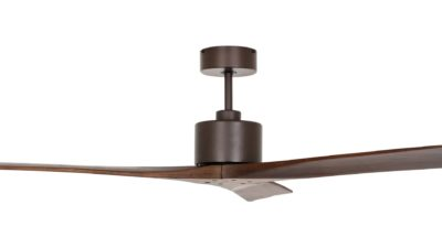 "Henley Aeolus Solid Wood Designer 52""/132cm Ceiling Fan with Remote Control"