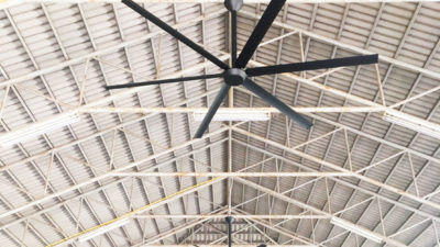 MrKen Cosmo 3m HVLS Eco High Volume Low Speed BLDC Ceiling Fan