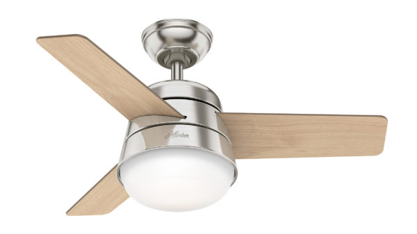 ceiling fan with light dimmer