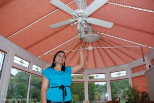 412_Hunter_Ceiling_fan_Brighton_conservatory